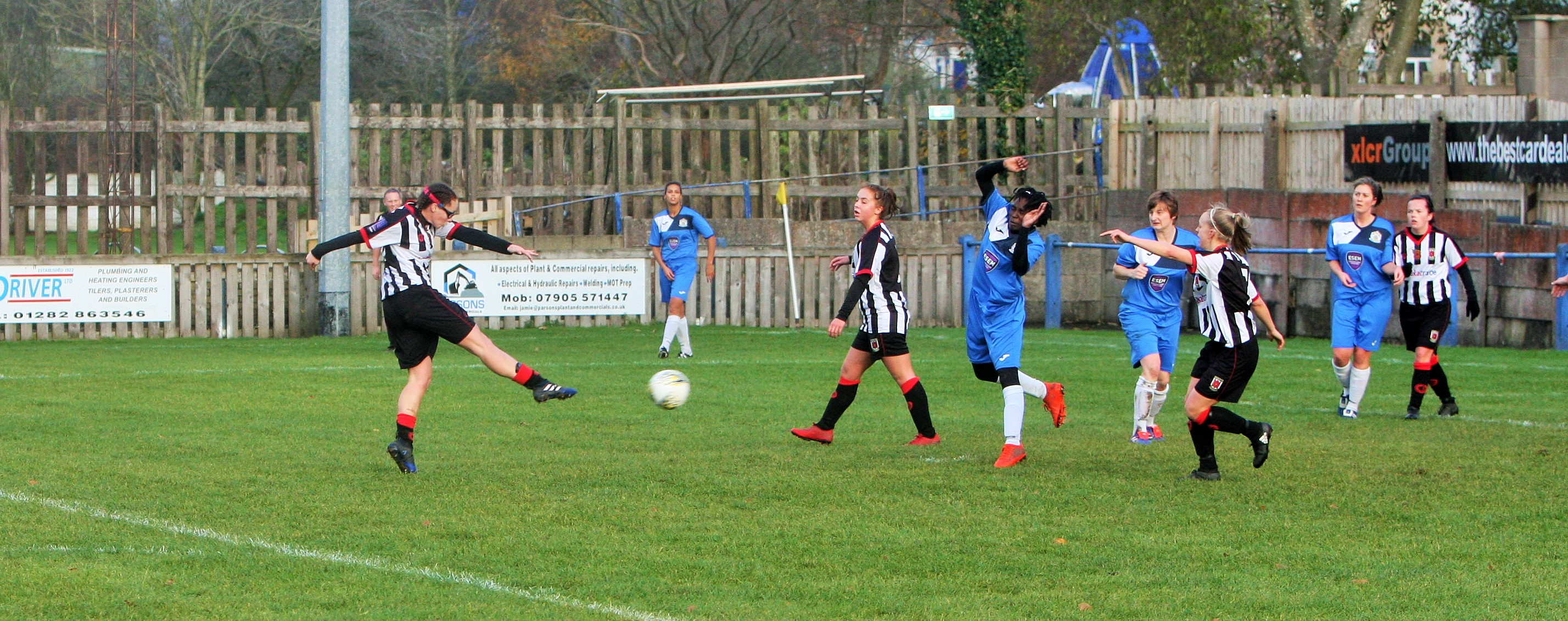Chorley FC Women bow out of FA Cup | Chorley FC