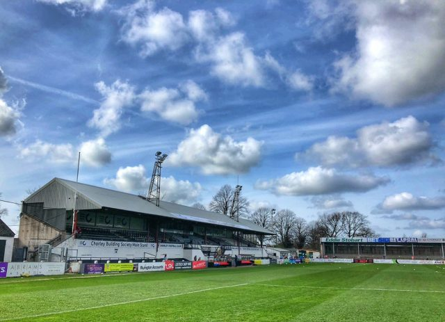 Stockport County (h) match information