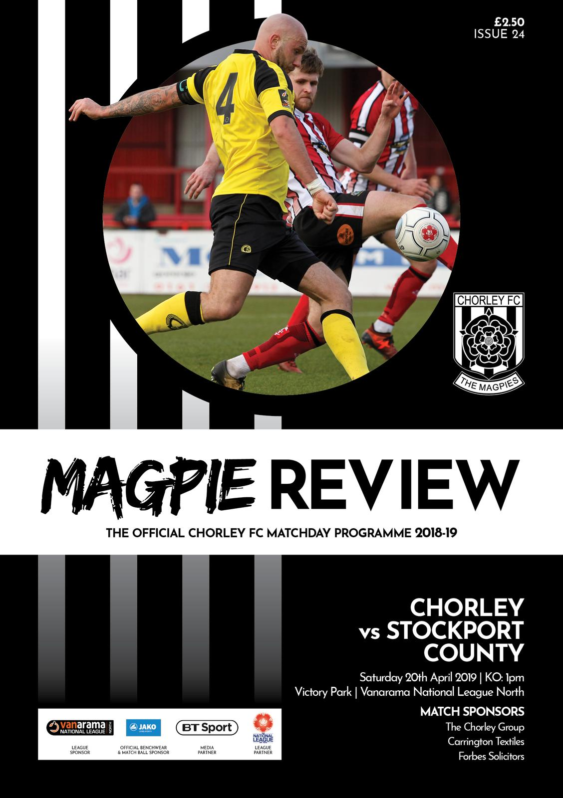 Magpie Review: Issue 24