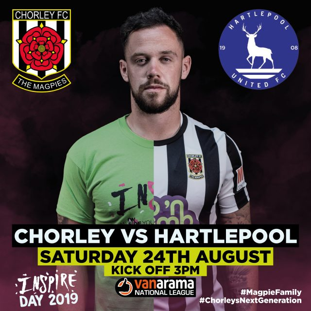 Children's Charity hopes to INSPIRE Magpies